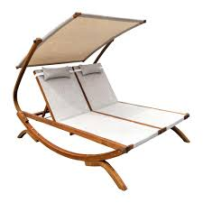 Leisure Season 76 In. W X 61 In. D X 59 In. H Brown Double Reclining Wooden  Patio Lounge Chair With Canopy And Beige Cushions Phi Villa Outdoor Patio Metal Adjustable Relaxing Recliner Lounge Chair With Cushion Best Value Wicker Recliners The Choice Products Foldable Zero Gravity Rocking Wheadrest Pillow Black Wooden Recling Beach Pool Sun Lounger Buy Loungerwooden Chairwooden Product On Details About 2pc Folding Chairs Yard Khaki Goplus Wutility Tray Beige Headrest Freeport Park Southwold Chaise Yardeen 2 Pack Poolside