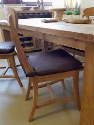 soma essgruppe esszimmer sitzgruppe teakholz tisch 180 x 90 cm und 6 stühle teakholz massiv bxhxl 280 x 92 x 190 cm mit sitzkissen braun