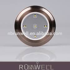 Customized wireless LED Puck Lights with Remote for cabinet View