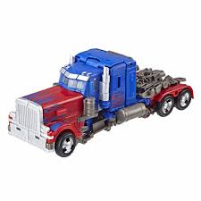 100 Optimus Prime Truck For Sale Buy Transformers Studio Series 32 Voyager Movie Toy