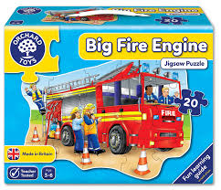 Orchard Toys Big Fire Engine Floor Puzzle: Amazon.co.uk: Toys & Games Hometown Heroes Firehouse Dreams 100 Piece Puzzle 705988716300 Janod Vertical Fire Truck Toys2learn Kids Cars And Trucks Puzzles Transporter Others Page Title Alphabet Engine Wood Like To Playwood Play Djeco The Games Engage Creative Wooden Toy On White Stock Photo Picture Truck Puzzle For Learning The Giant Floor 24 Pieces Nordstrom Rack Buy Melissa Doug Vehicles Online At Low Prices In India Amazonin Andzee Naturals Baby Vegas