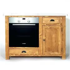 meuble cuisine four plaque meuble cuisine four encastrable globr co