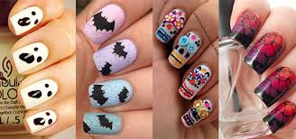 100 Halloween Nail Art Designs Ideas Trends & Stickers 2015
