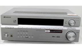 Amplifier Pioneer VSX416S Silver Buy Home Entertainment