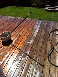 how to clean renew and seal a wood deck in one day ron hazelton