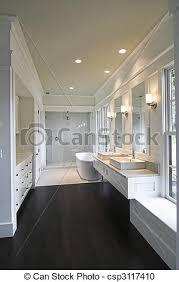weißes modern badezimmer badezimmer wanne doppelgänger