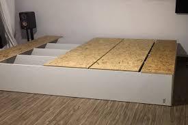 ein podest für eine zweite sitzreihe bauen heimkino praxis
