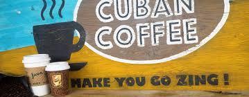 Fishermans Cafe Key West Cuban Coffee