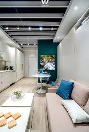 farbakzente wie blau machen das wohnzimmer frisch wohnidee