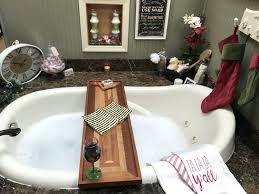 Teak Bathtub Caddy Canada by Bathtub Shelf For Reading Tub Caddy Pole Shelves Lawratchet Com
