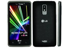 LG Spectrum 4G LTE Lands Verizon