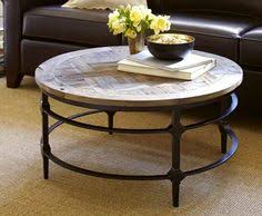 white round marble gold base coffee table home pinterest