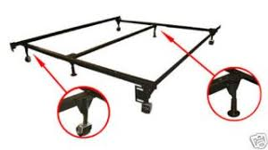 Instamatic Bed Frame by The Edge Sturdy Metal King Size Bed Frame By Leggett Platt
