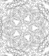 Abstract Coloring Pages Photo