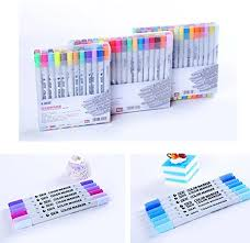 Set Of 80 Marker For Adult Coloring Books