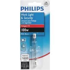 philips halogen bulb ebay