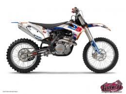 kit deco yz replica yzf kit déco moto cross ktm 65 sx kutvek kit graphik