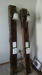 Headboard Lights For Reading by Best 20 Headboard Lights Ideas On Pinterest Rustic Wood