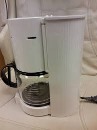 Braun 10 Cup Drip Coffee Maker Type 4085 N4