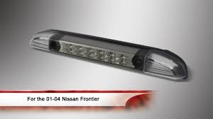 01 04 nissan frontier led 3rd brake light