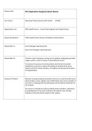 Kentucky Personnel Cabinet Position Description by Kentucky Board Of Nursing Jurisprudence Examination Study Guide