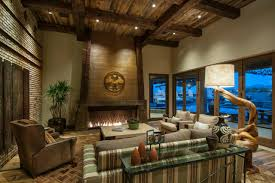 Rustic, Resort Style Home Designed For On-the-Go Family   Angelica ... Interior Architecture Floating Lake Home Design Ideas With 68 Best Ceiling Inspiration Images On Pinterest Contemporary 4 Homes Focused Beautiful Wood Elements Open Family Living Room Wooden Hesrnercom Gallyteriorkitchenceilingsignideasdarkwood Ceilings Wavy And Sophisticated Designs New For Style Tips Planks Depot Decor Lowes Timber 163 Loft Life Bedroom Ideas Kitchen Best Good 4088