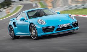 2017 Porsche 911 Turbo Turbo S First Drive – Review – Car and Driver