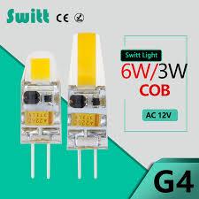 aliexpress buy 1 pcs led g4 dimmable led g4 l bulb cob