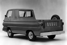 Top 15 Trucks We'd Like To See Return - Truck Trend Hemmings Find Of The Day 1964 Dodge A100 Panel Van Daily Dw Truck For Sale Near Cadillac Michigan 49601 D100 Sweptline Pickup S108 Dallas 2015 Street Dreams Dodge 500 2 Ton Grain Truck Hemishadow Aseries Specs Photos Modification Info At Original Dreamsicle 64do3930c Desert Valley Auto Parts Classics Sale On Autotrader Old Trucks Pinterest Trucks And Mopar Custom Sport Special Youtube