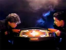 Crossfire Board Game 1992