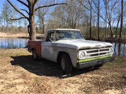 100 67 Dodge Truck 19 D100 For Sale ClassicCarscom CC1118692