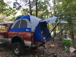 100 Pickup Truck Tent Average Midwest Outdoorsman The Napier Sportz 57 Series