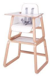 Connect 4-in-1 High Chair - Loubilou
