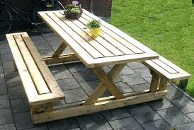 Pallet Chairs Plans Coffee Tables Build Your Own Patio Table And