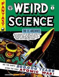 The EC Archives Weird Science Volume 1 Ebook By Al Feldstein