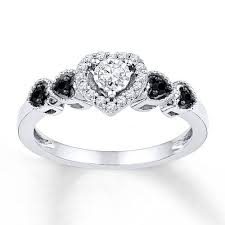 Kay Jewelers Promise Rings White Gold 9 Awesome