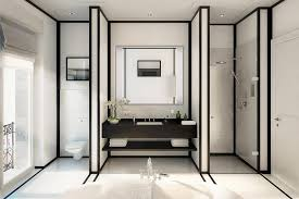 the luxury bathroom trend comfort and convenience even in