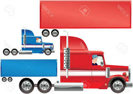 Photostock Vector Two Illustrations Of Both A Red And A Blue Big Rig ... 2016 I75 Chrome Shop Custom Truck Show Big Rigs Pride And Polish Photos From Rig Vintage Racing At Anderson Motor Rig Trucks Parked Rest Area California Usa Stock Photo Trucks Bikes Beautiful Babes Youtube Semis Virgofleet Nationwide Big Head On Picture And Royalty Free Image New Trailer Skirt Improves Appearance Of Trucker Blog Traffic Update Needles Ca Us 95 Reopens After Jackknifed Big Nice Pictures Convoybrigtruckshow4 Convoybrigtruckshow2 Driver Dies Car Slams Into Truck In Chula Vista