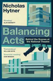 Buy Balancing Acts Behind The Scenes At National Theatre Book Online Low Prices In India