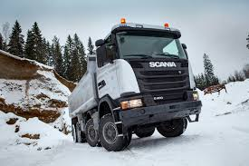 100 All Wheel Drive Trucks Traction For Tricky Situations Scania Group
