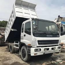 100 Isuzu Mini Truck China Supply Used Cxz Heavy Dumper Lorry