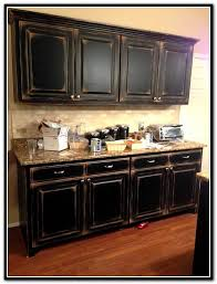 Primitive Kitchen Sink Ideas by Black Distressed Cabinets Houzz Kitchen Cute Wonderful Perfect