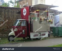 100 Truck Specialties Italian Food Turin Italy RoyaltyFree