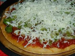 Deshi Veg Pizza Without Oven