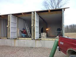 100 How To Build A House With Shipping Containers To A Container Cabin I Have Tried To Summarize My