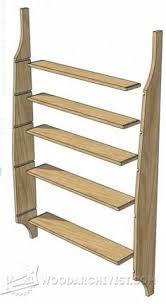 oak five tier leaning ladder shelf brown leaning ladder shelf