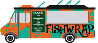 Antonio Barros - Fishwrap Food Truck