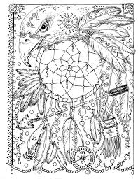 Animal Spirit Dreamcatchers Coloring Fun For All Ages Deborah Muller 0641243892559 Amazon