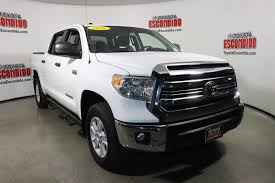 100 4wd Truck Certified PreOwned 2016 Toyota Tundra 4WD CrewMax Pickup In