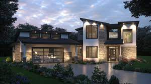 104 Contempory House Sebastian Contemporary Plan By Mark Stewart Home Design